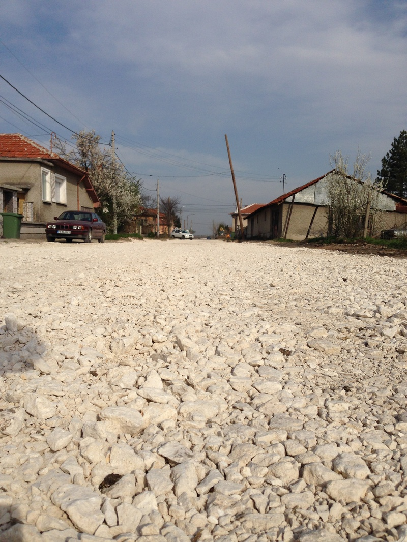 Completion, reconstruction and rehabilitation of the sewage network, quarter Debar, Municipality Parvomay. 2013-2014