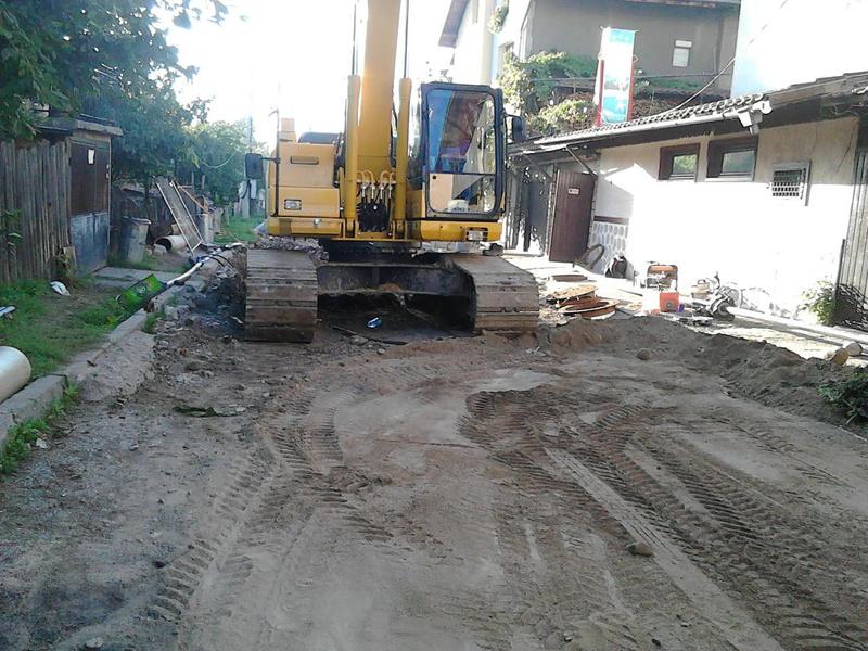 Рехабилитация и завършване на водопроводна и канализационна системи в източната част на град Банско - I етап. 2015